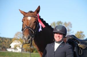 Lene Olsen og Kirsebærgårdens Olympic Fire